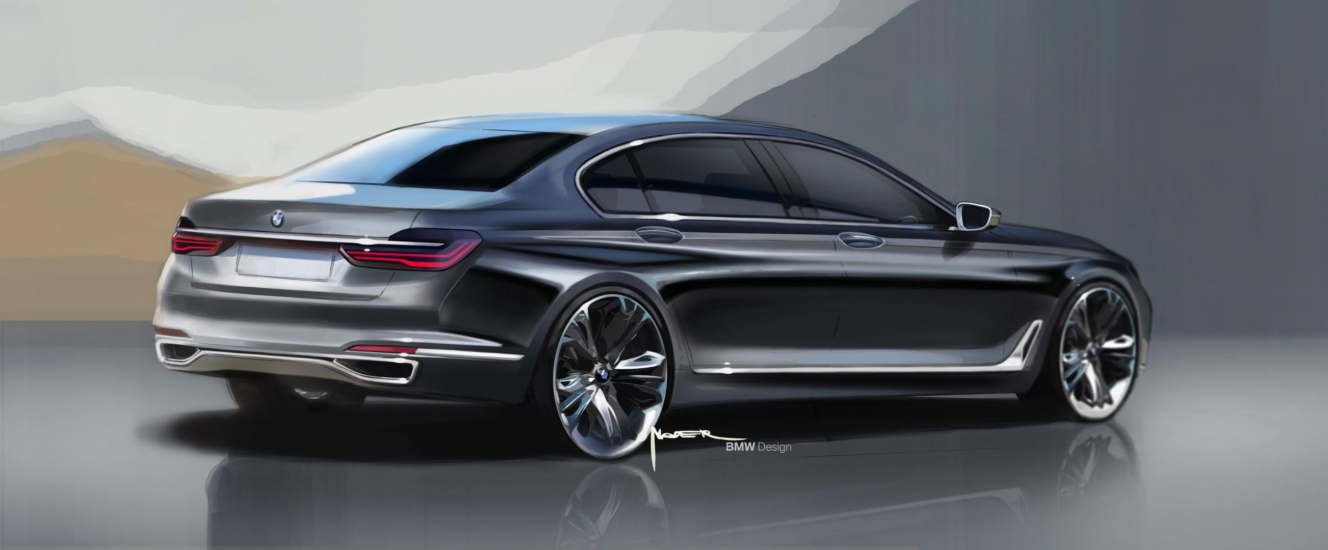 BMW 7 Series (G11/G12) - 2016