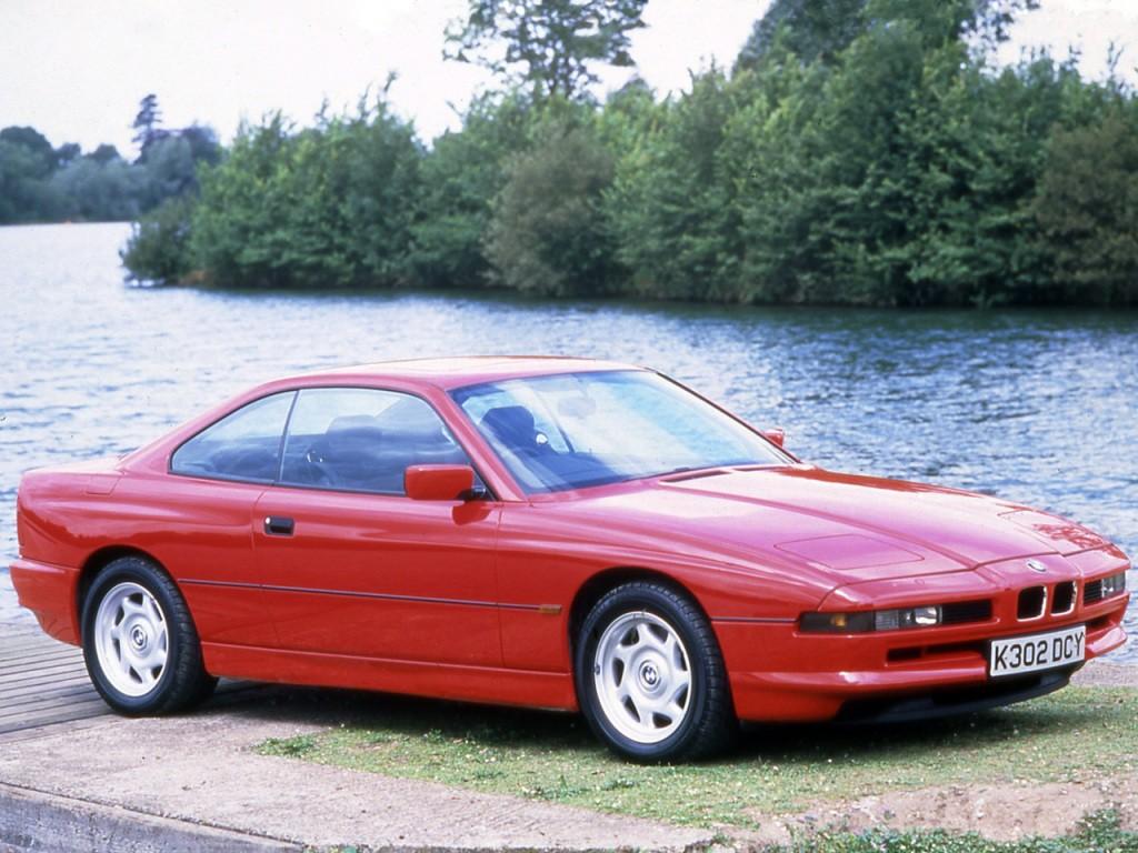 BMW 8 Series E31 specs  1989 1990 1991 1992 1993 1994