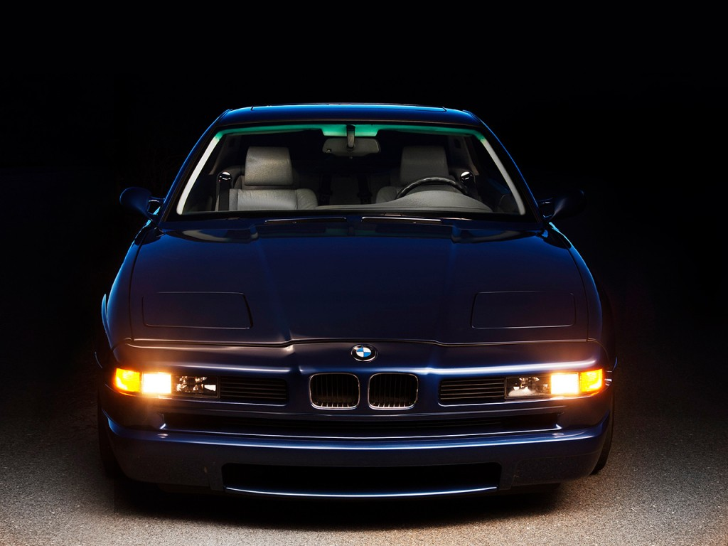 Bmw 8 Series E31 1989 1990 1991 1992 1993 1994