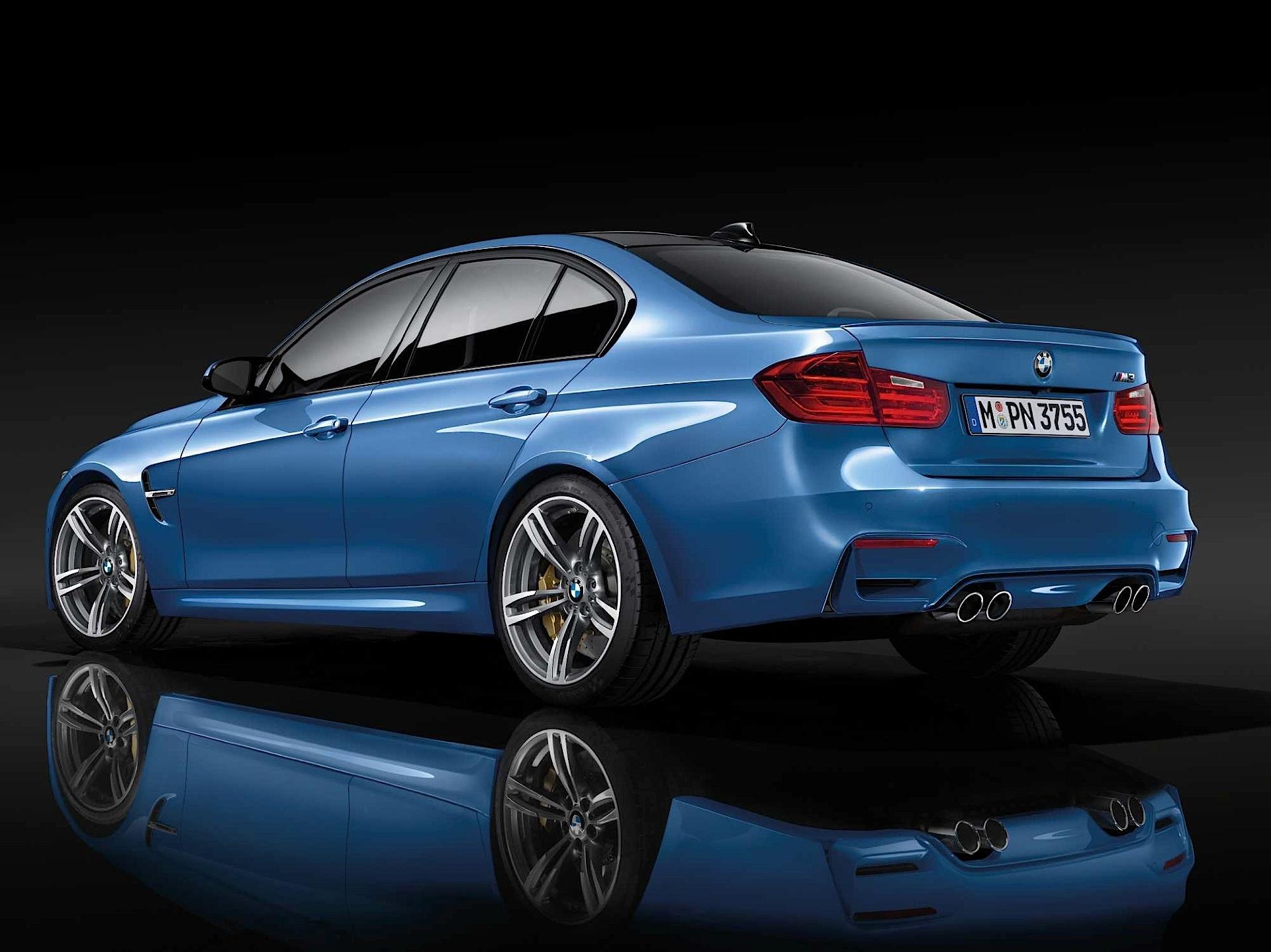 BMW M3 (F80) specs & photos - 2014, 2015, 2016, 2017, 2018 ...