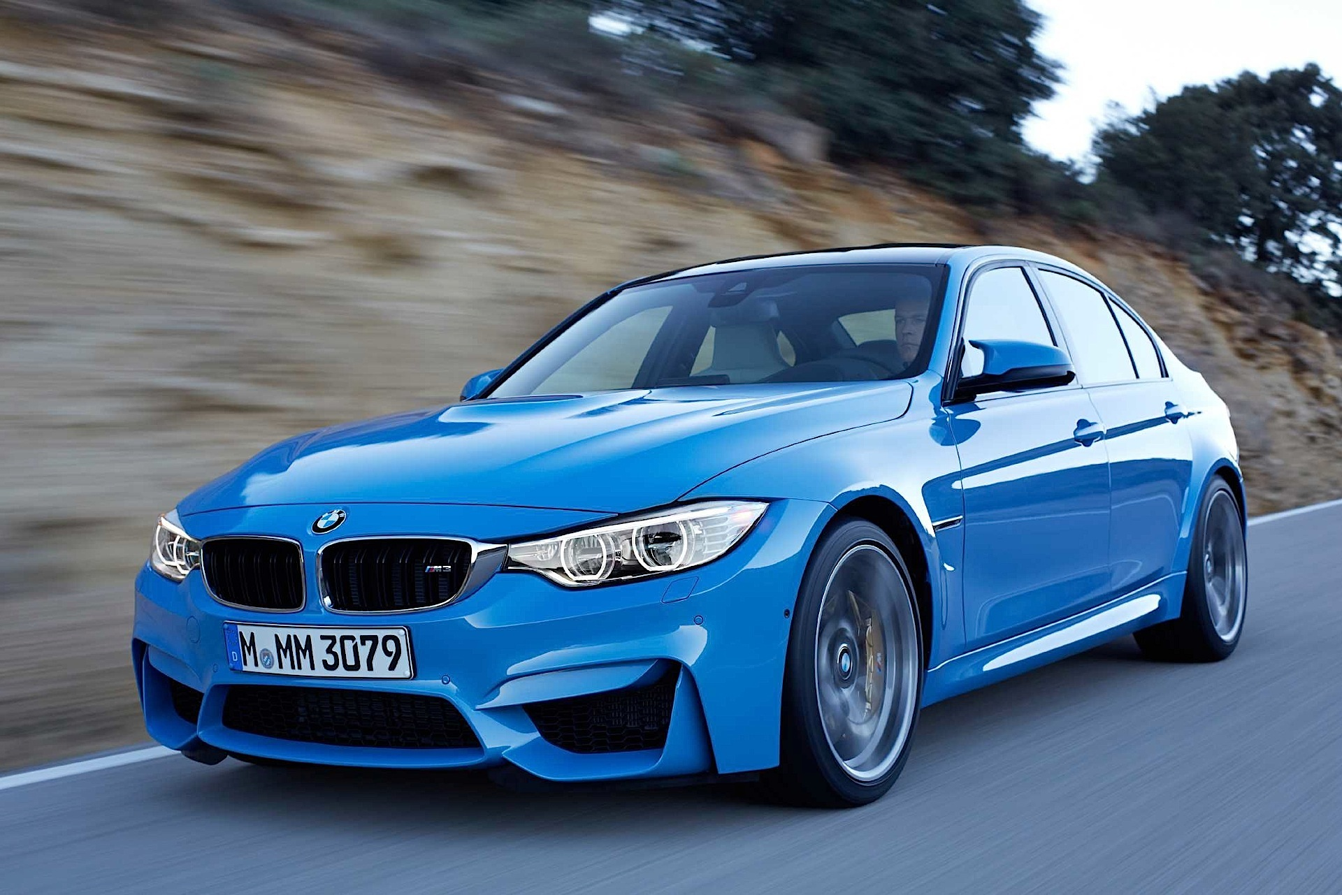 BMW M3 (F80) specs & photos - 2014, 2015, 2016, 2017, 2018 ...