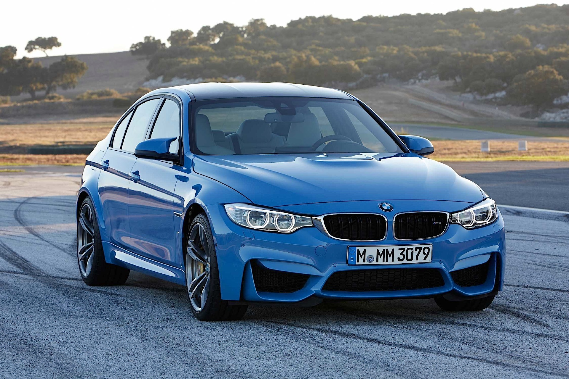 Bmw M3 F80 2014 2015 Autoevolution