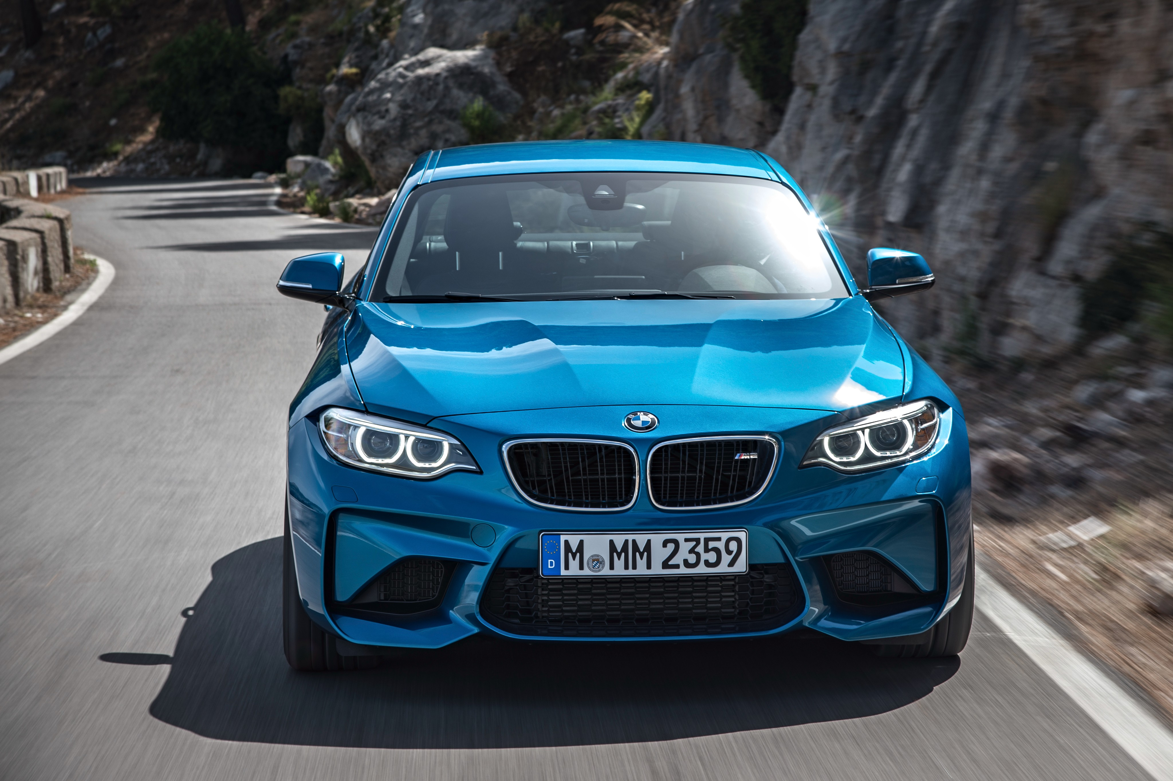 Bmw M2 F87 Specs Amp Photos 2015 2016 2017 2018