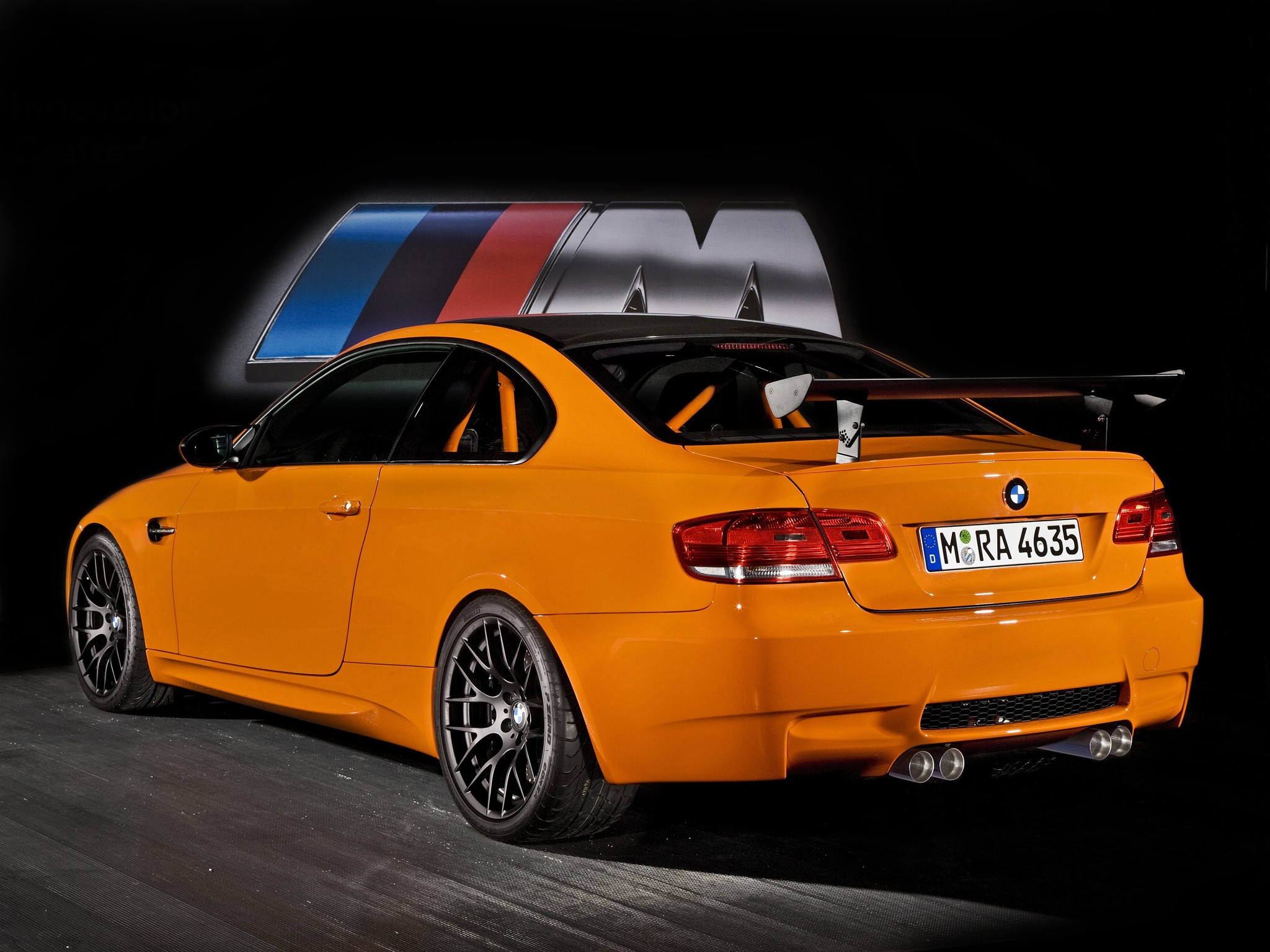 bmw m3 gts e92 2010 2011 autoevolution. Black Bedroom Furniture Sets. Home Design Ideas