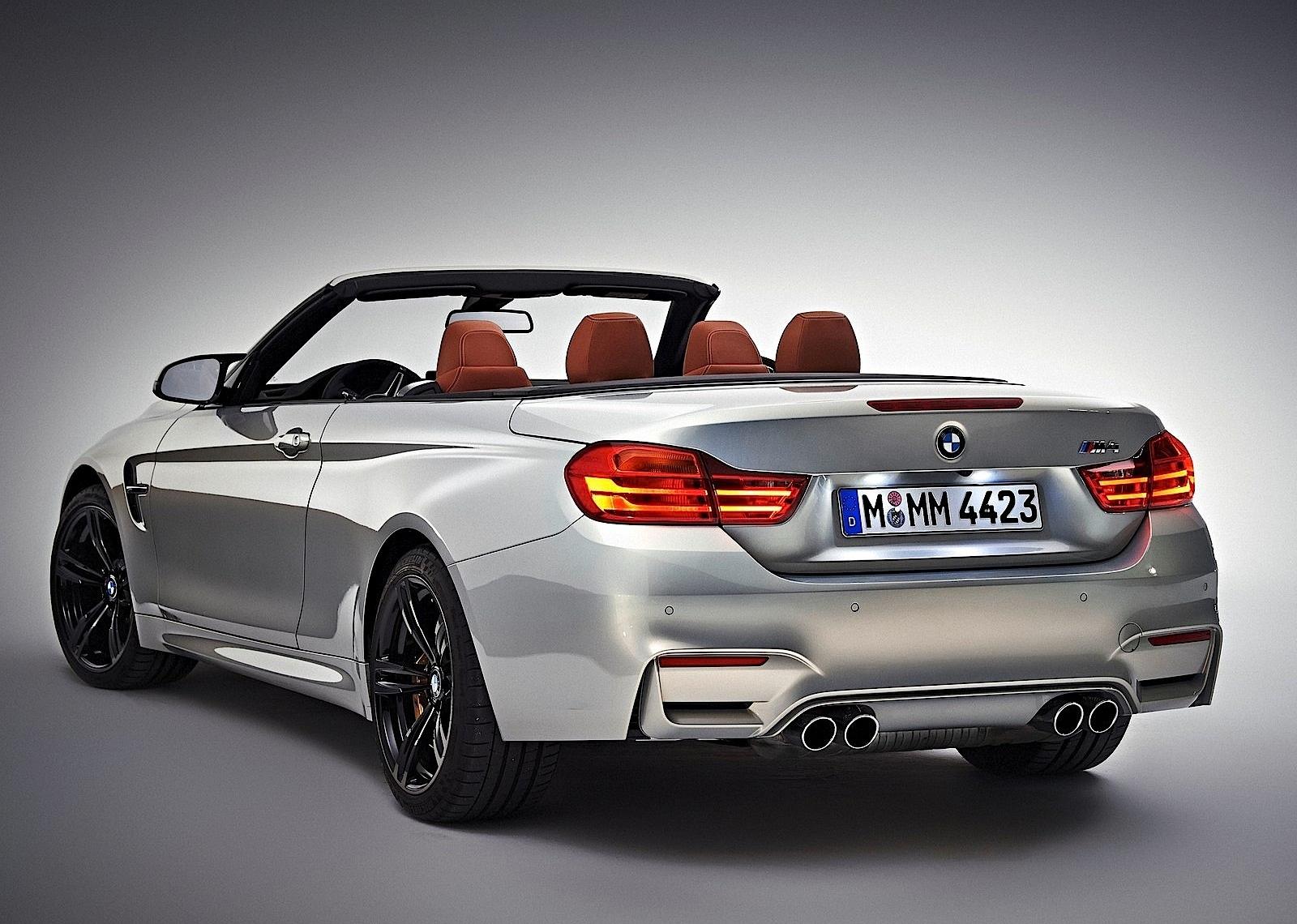 BMW M4 Convertible specs & photos - 2014, 2015, 2016, 2017 ...