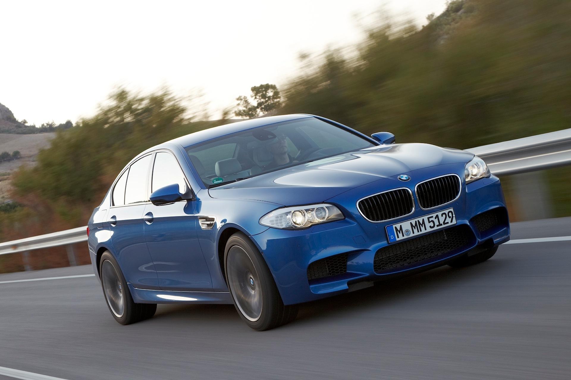 BMW M5 F10 specs & photos 2011 2012 2013 autoevolution