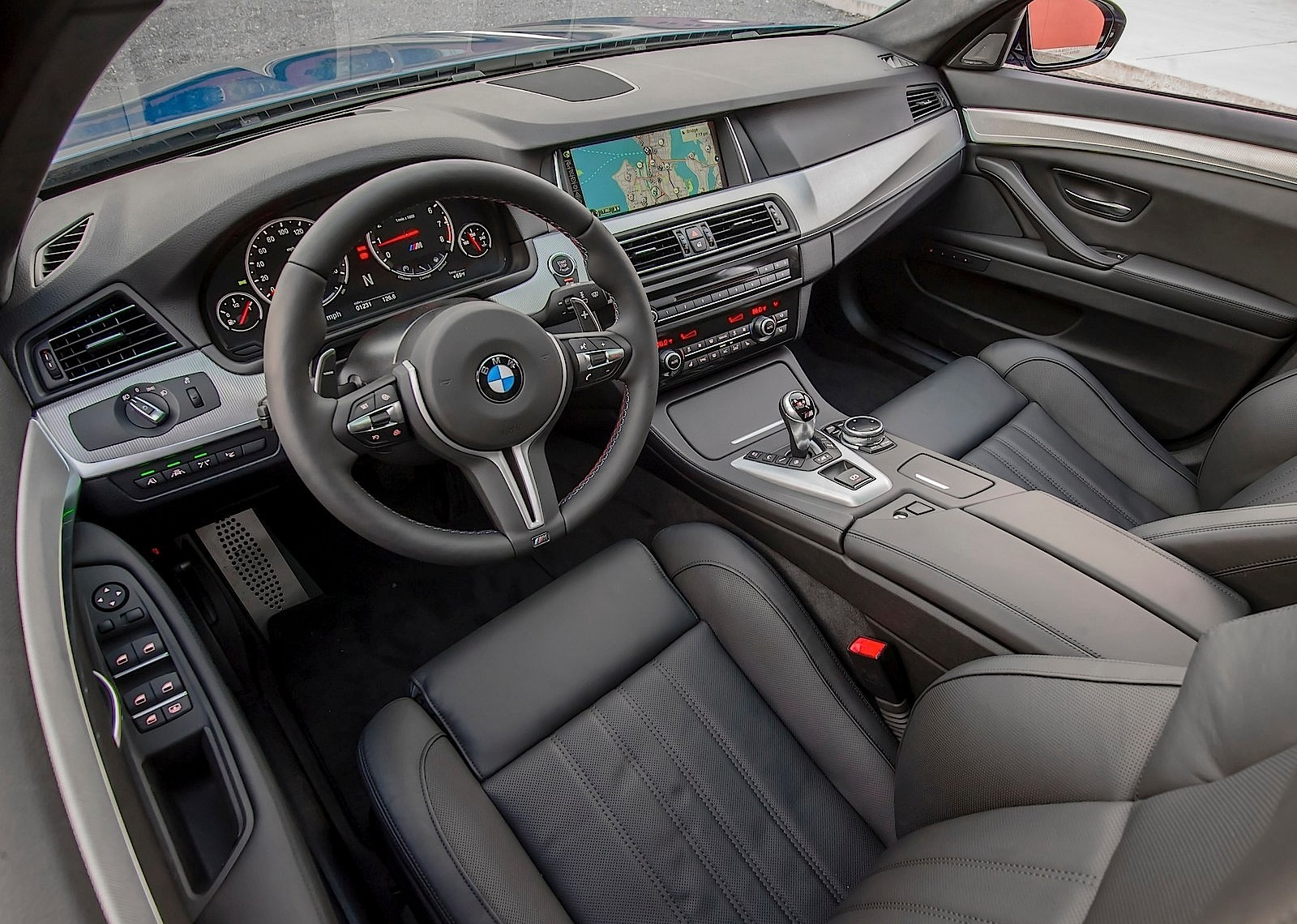 Bmw M5 F10 Lci 2013 2014 2015 2016 2017 Autoevolution