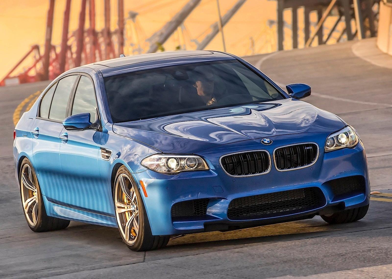 BMW M5 F10 LCI 2013 2014 2015 2016 2017