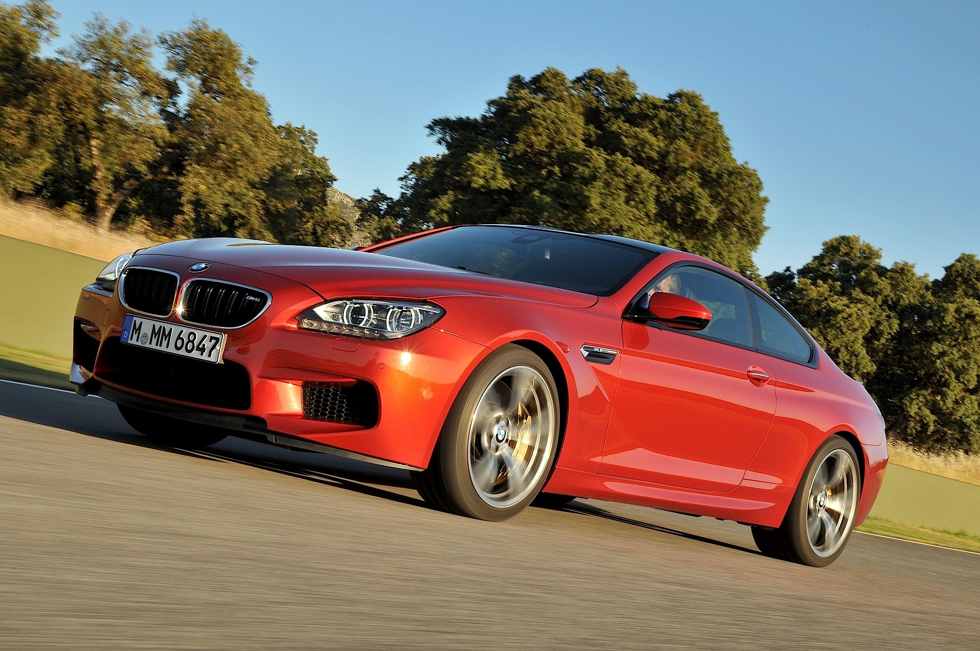 bmw m6 coupe f13 2012 2013 2014 autoevolution. Black Bedroom Furniture Sets. Home Design Ideas
