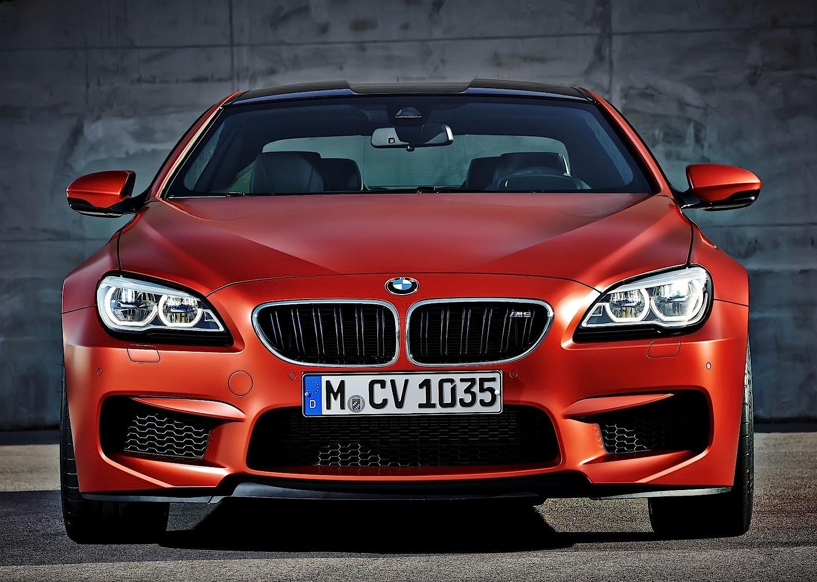 BMW M6 Coupe LCI specs - 2014, 2015, 2016, 2017, 2018 ...