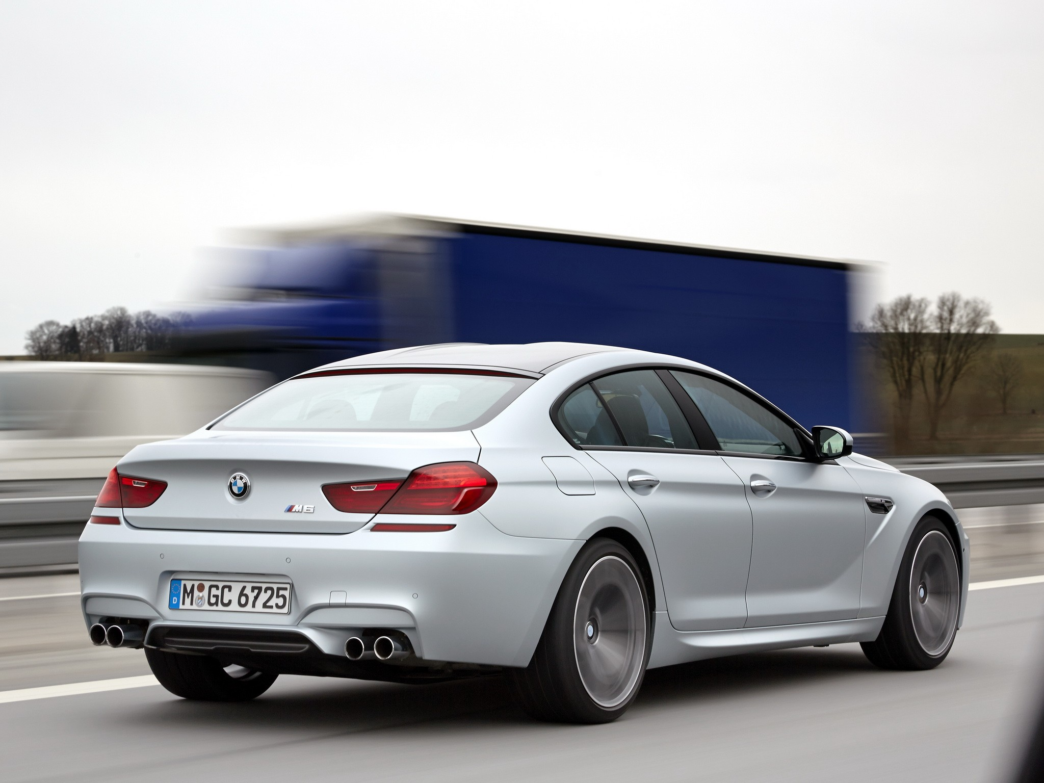 BMW M6 Gran Coupe (F06) specs & photos - 2013, 2014, 2015 ...