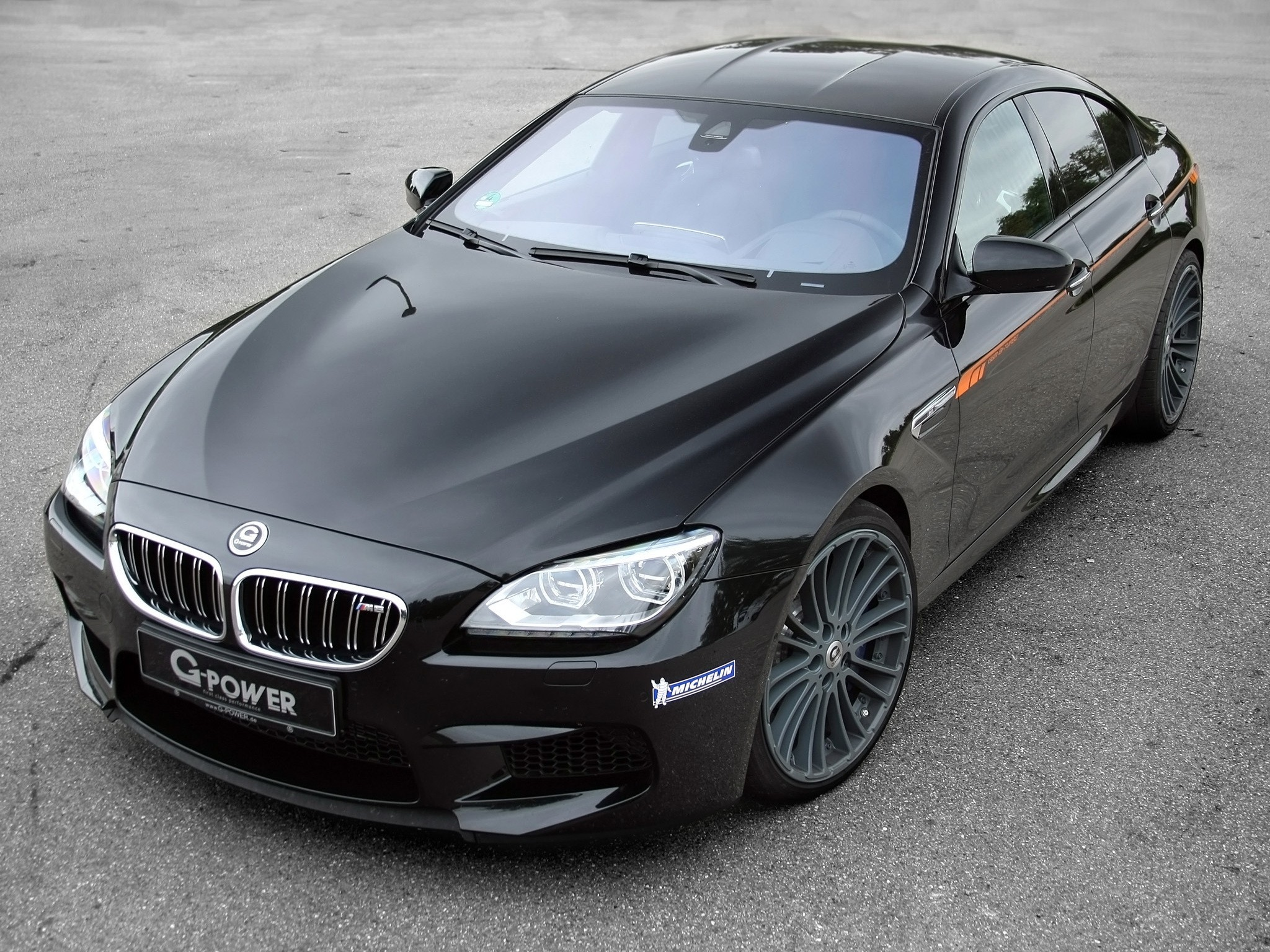 bmw m6 gran coupe f06 2013 2014 2015 2016 autoevolution. Black Bedroom Furniture Sets. Home Design Ideas