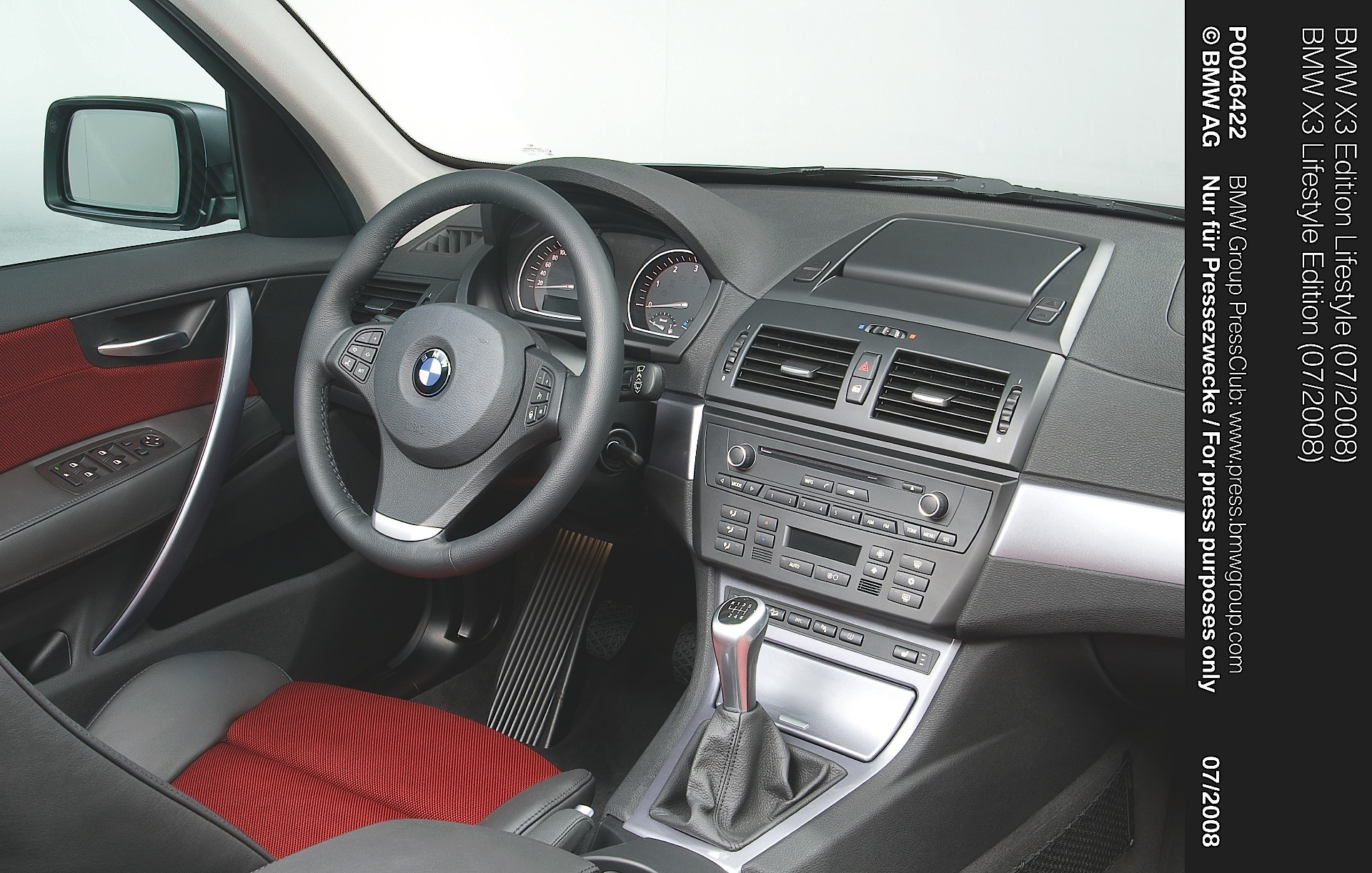 BMW X3 (E83) - 2007, 2008, 2009, 2010 - autoevolution