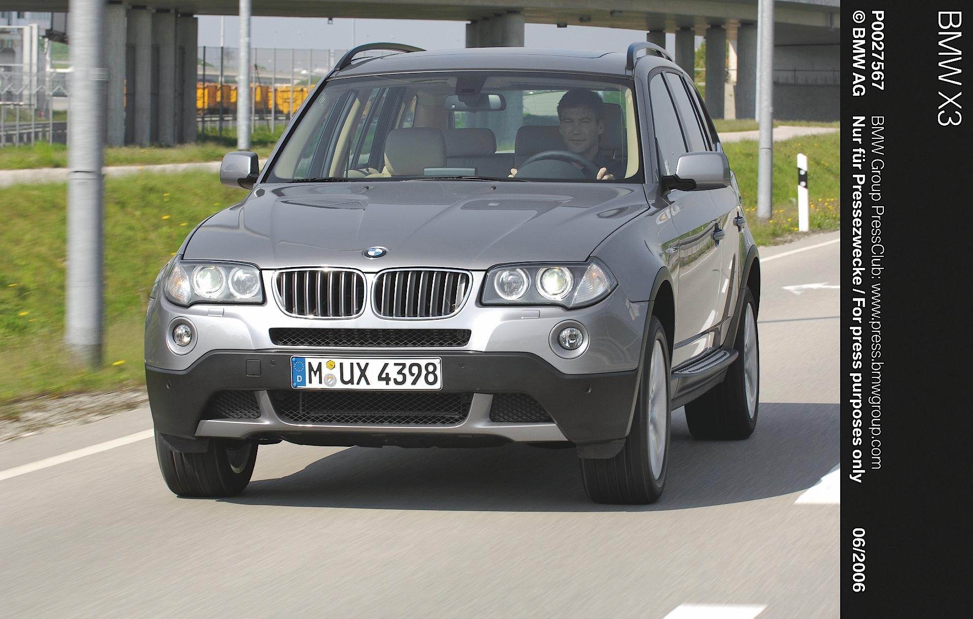 83 Auto Sales >> BMW X3 (E83) - 2007, 2008, 2009, 2010 - autoevolution