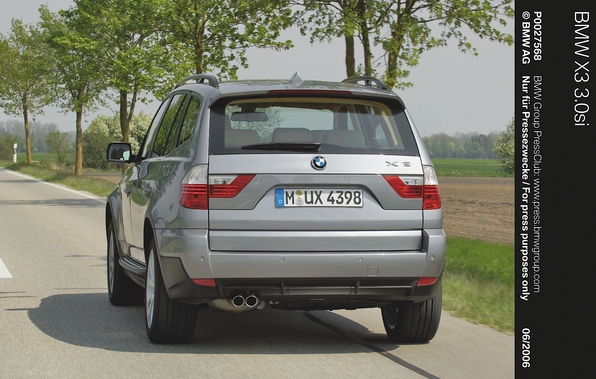 BMW X3 E83 specs & photos 2007 2008 2009 2010 autoevolution