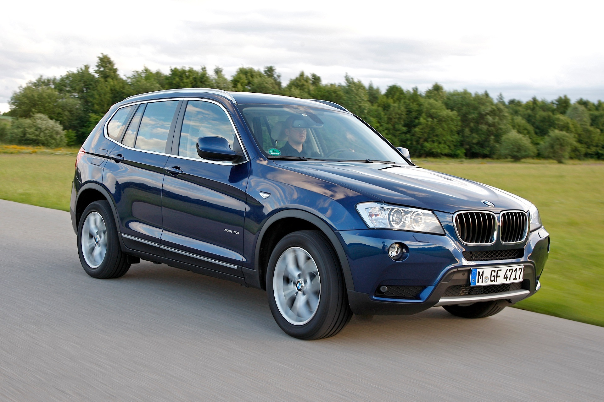 Bmw X3 F25 2010 2011 2012 2013 Autoevolution