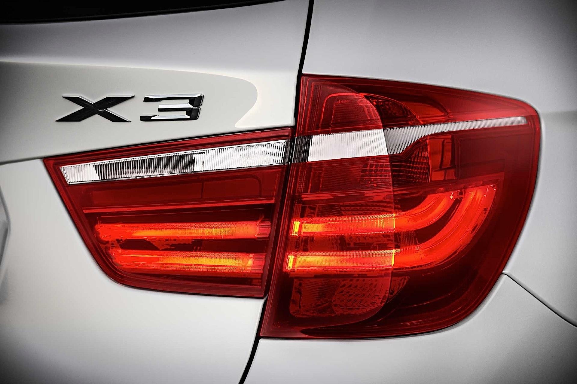 BMW X3 (F25) specs & photos - 2014, 2015, 2016, 2017 - autoevolution