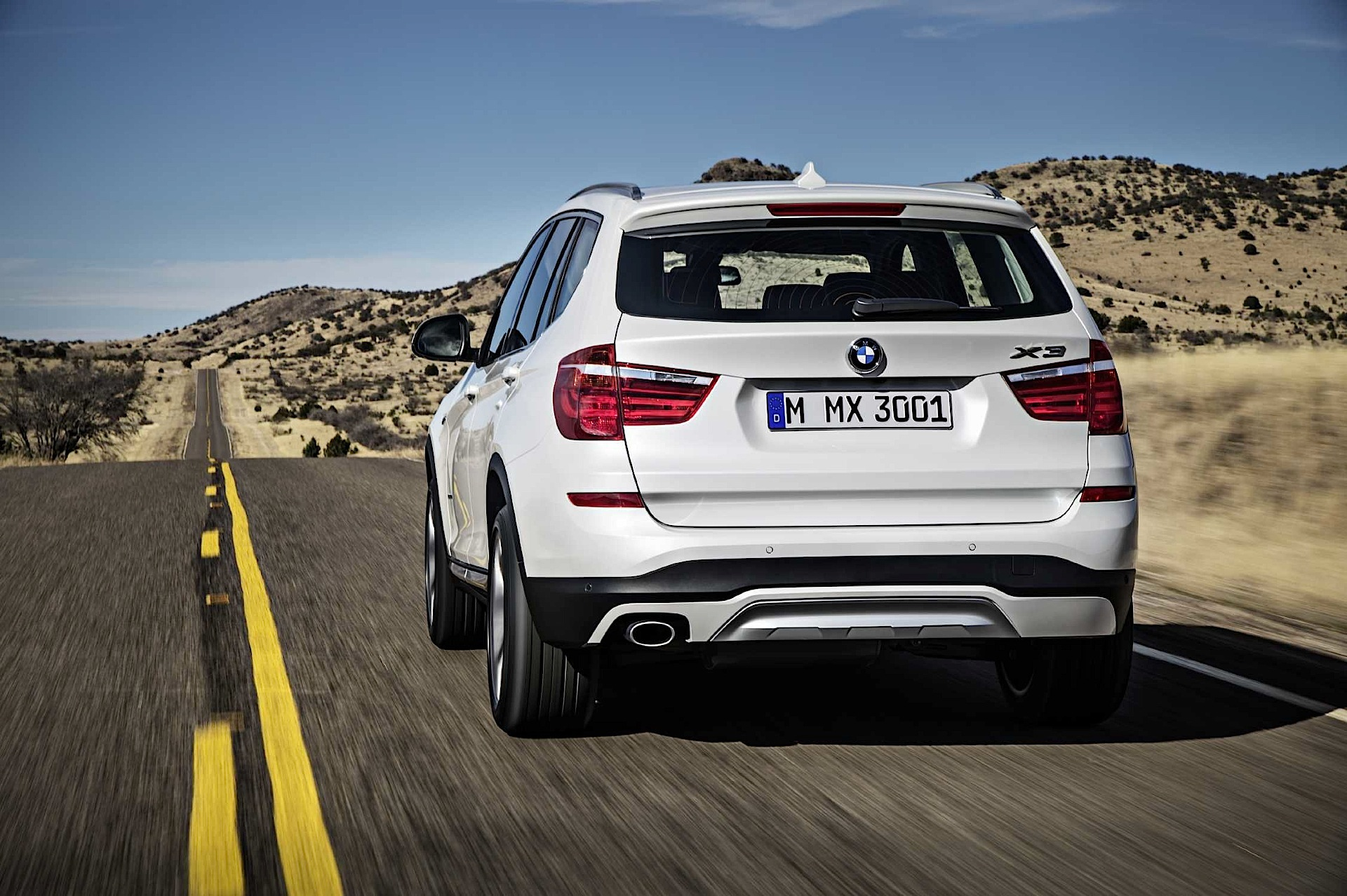 Bmw X3 F25 Specs Photos 2014 2015 2016 2017 Autoevolution