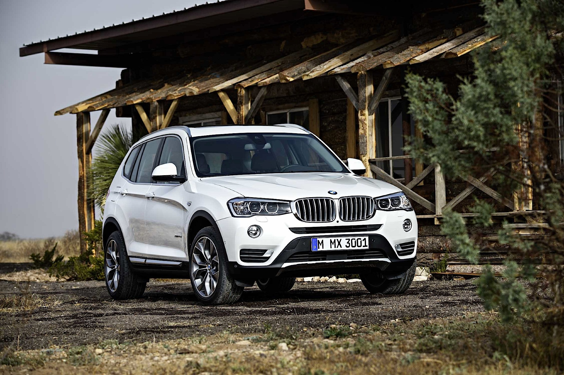 BMW X3 F25 Spezifikationen & Fotos 2014 2015 2016 2017