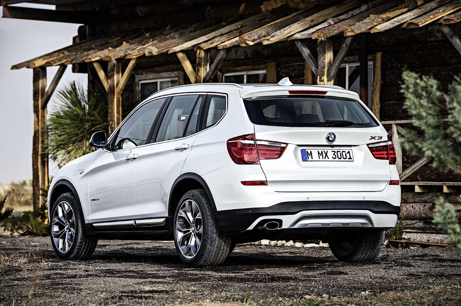 BMW X3 (F25) - 2014, 2015, 2016, 2017 - autoevolution
