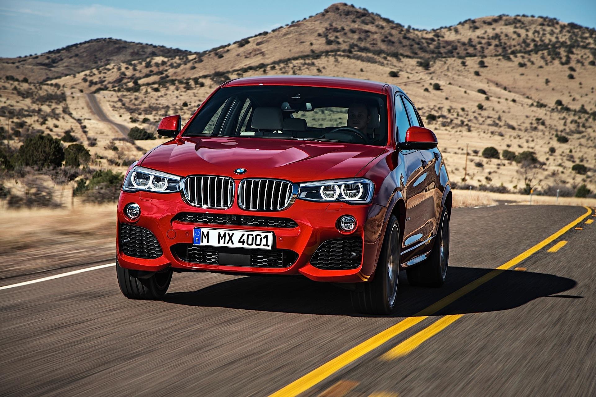 BMW X4 Specs