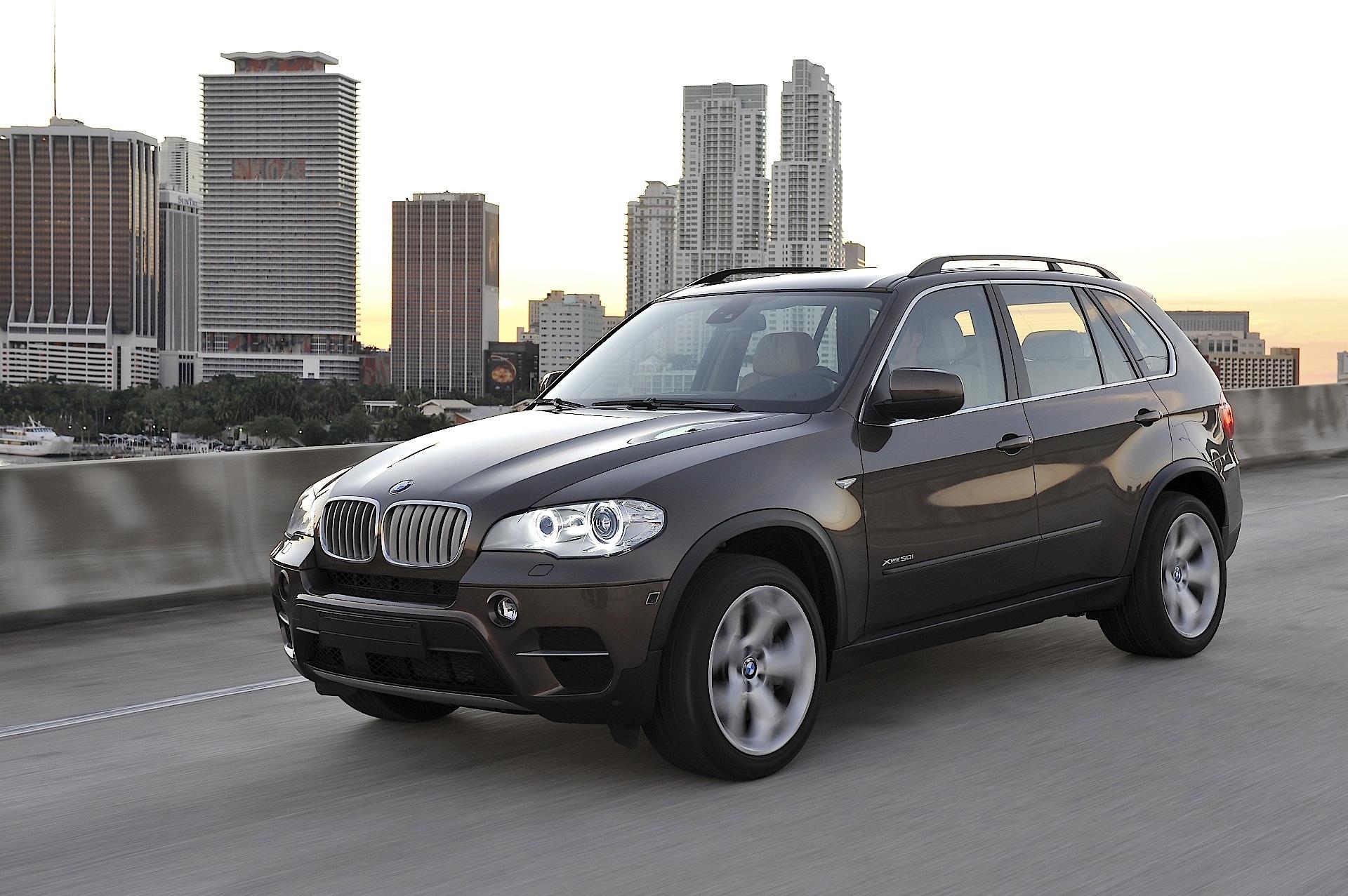 BMW X5 (E70) specs - 2010, 2011, 2012, 2013, 2014 ...