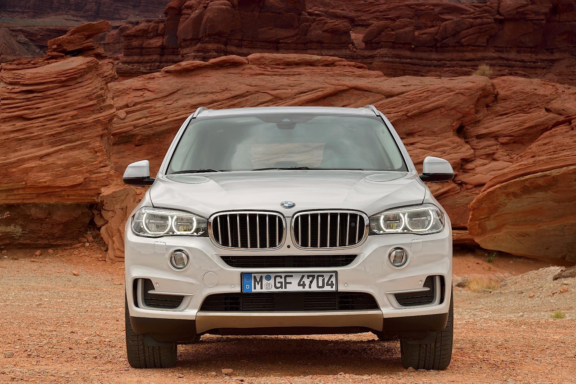 BMW X5 (F15) - 2014, 2015, 2016 - autoevolution