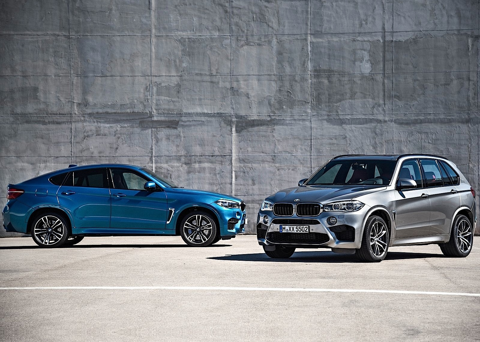 BMW X5M specs & photos - 2014, 2015, 2016, 2017, 2018, 2019 - autoevolution
