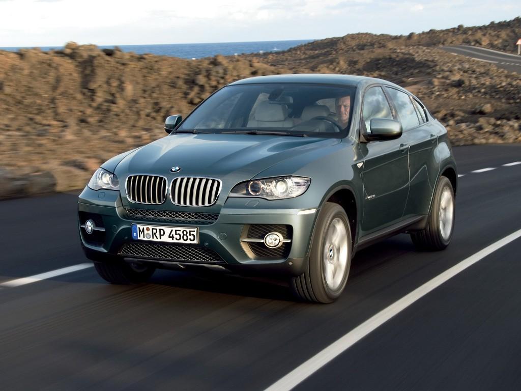 BMW X6 (E71) specs & photos - 2008, 2009 - autoevolution