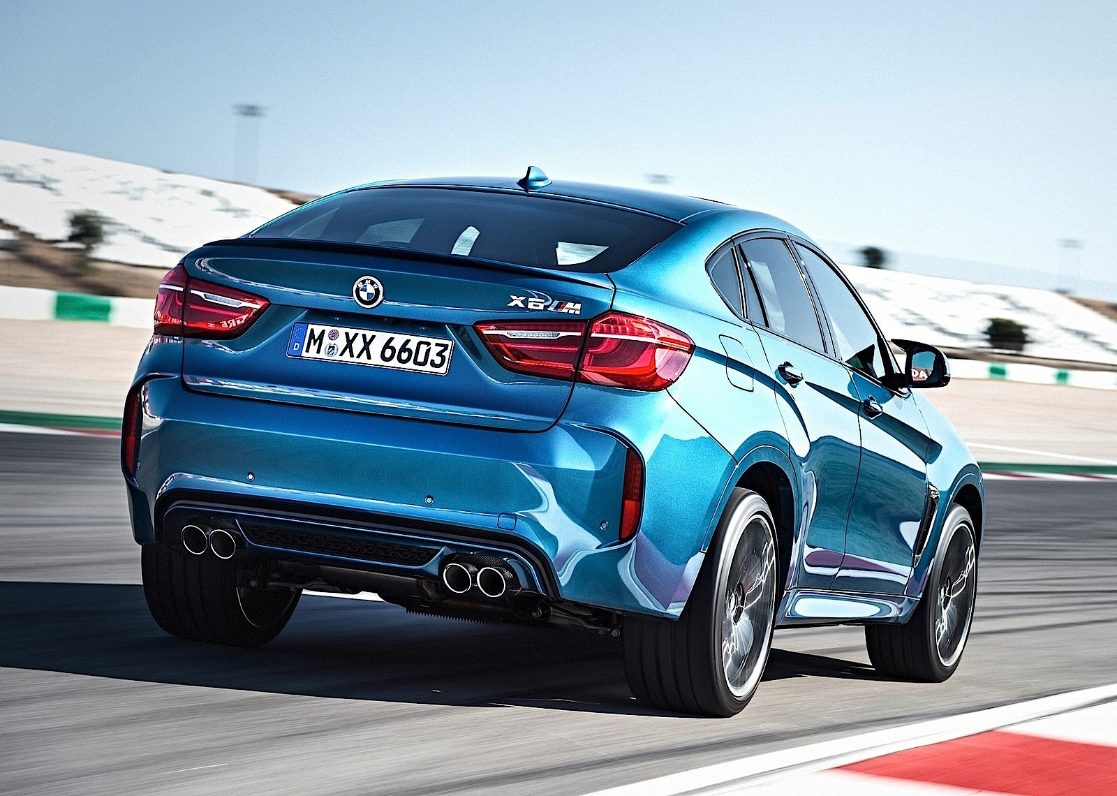 Bmw X6m 2014 2015 2016 2017 Autoevolution