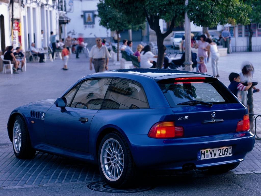 Bmw Z3 Coupe E36 Specs Amp Photos 1998 1999 2000 2001