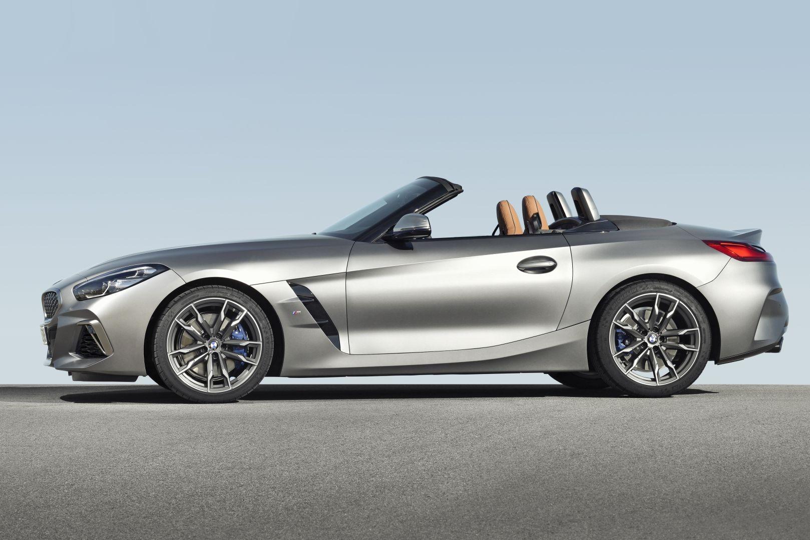 2020 BMW Z4 Interior