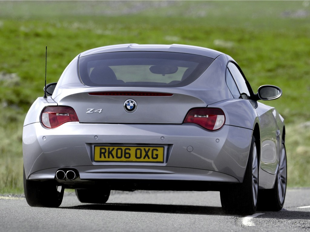 BMW Z4 Roadster >> BMW Z4 Coupe (E86) specs & photos - 2006, 2007, 2008, 2009 ...