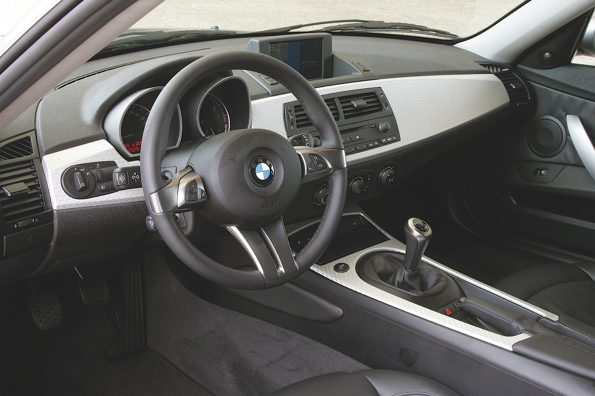 ... BMW Z4 M Coupe (E86) (2006 - 2009)