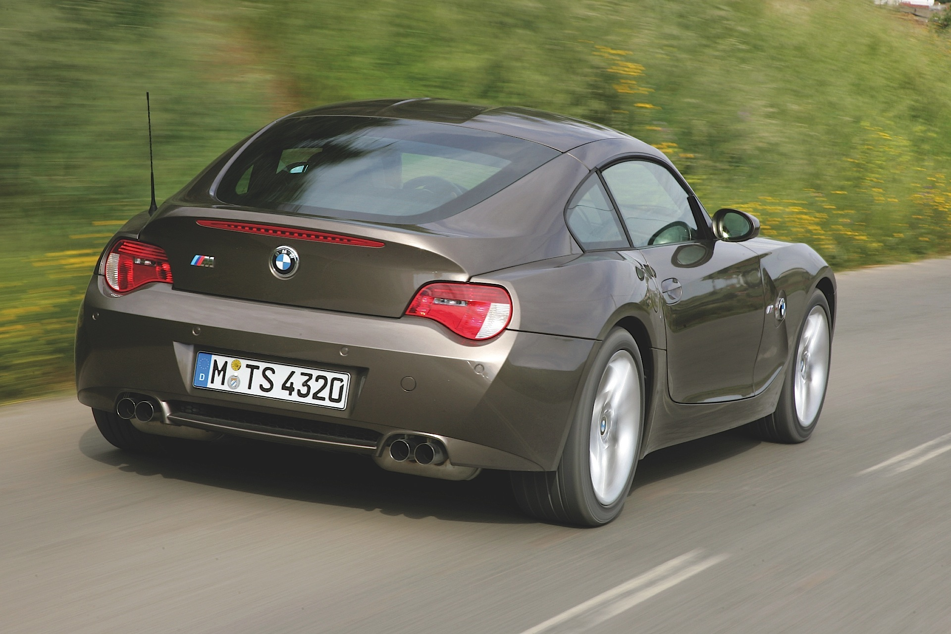 BMW Z4 M Coupe (E86) specs & photos - 2006, 2007, 2008 ...