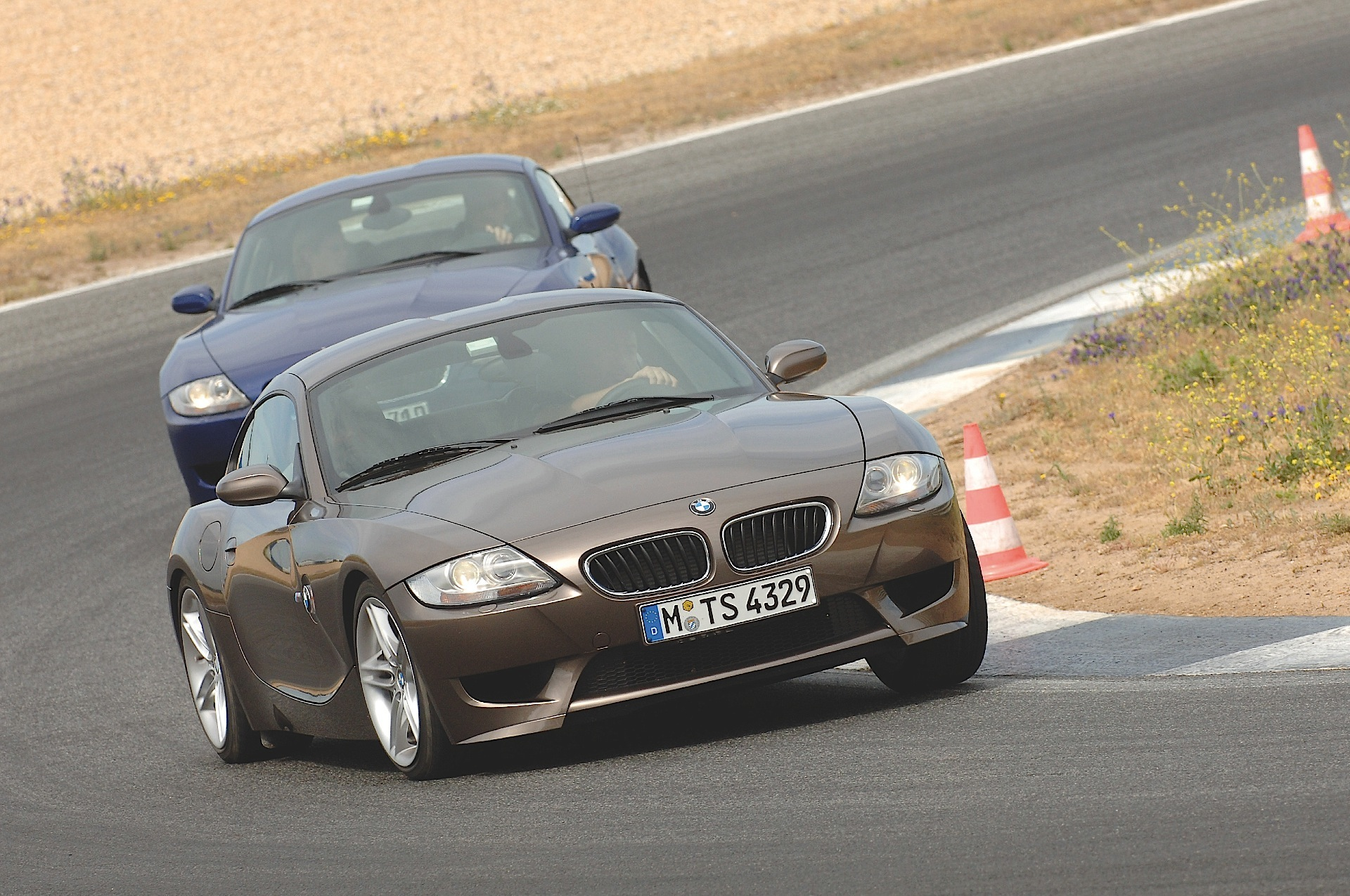 bmw z4 m coupe e86 2006 2009