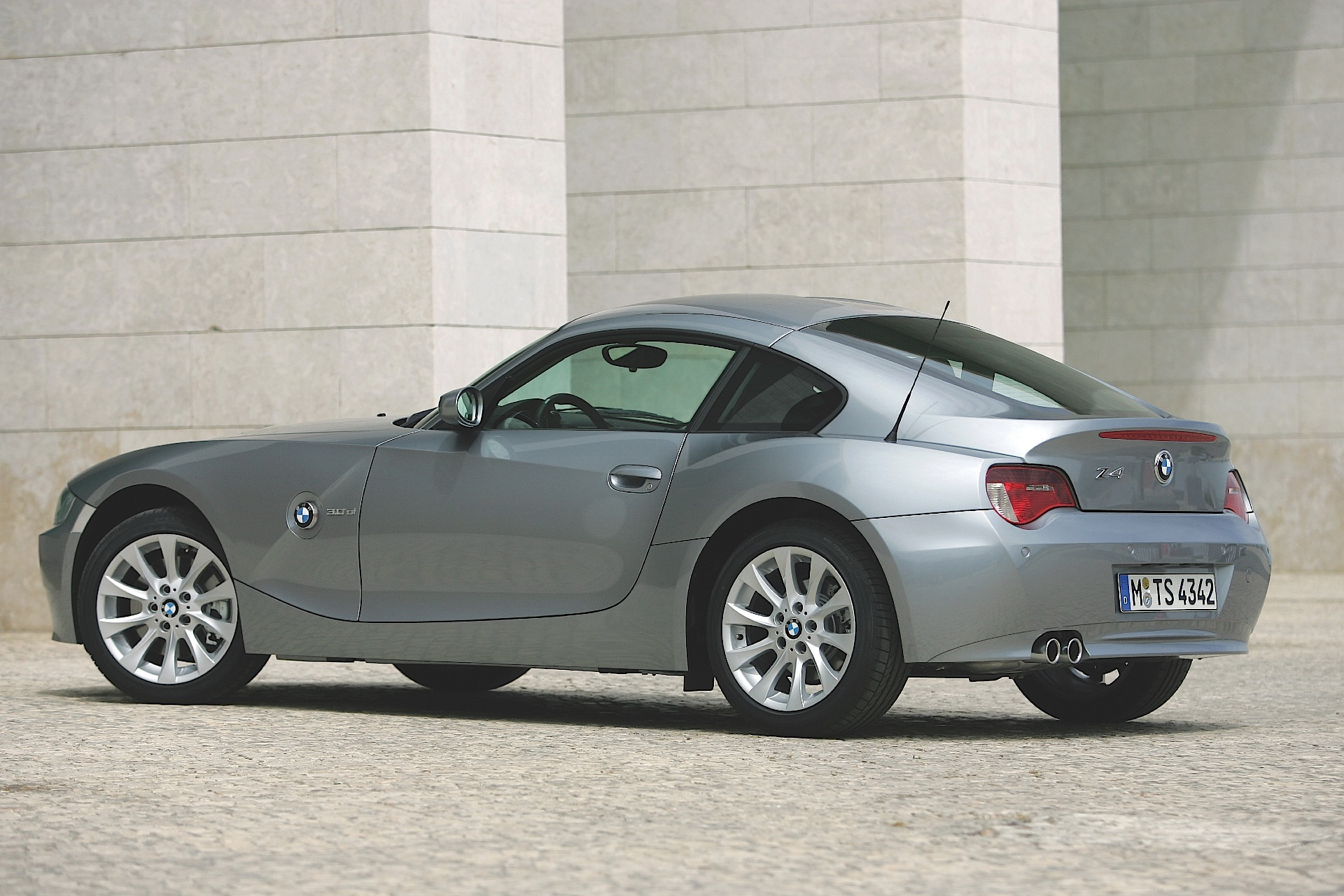 Bmw Z4 M Coupe E86 2006 2007 2008 2009 Autoevolution
