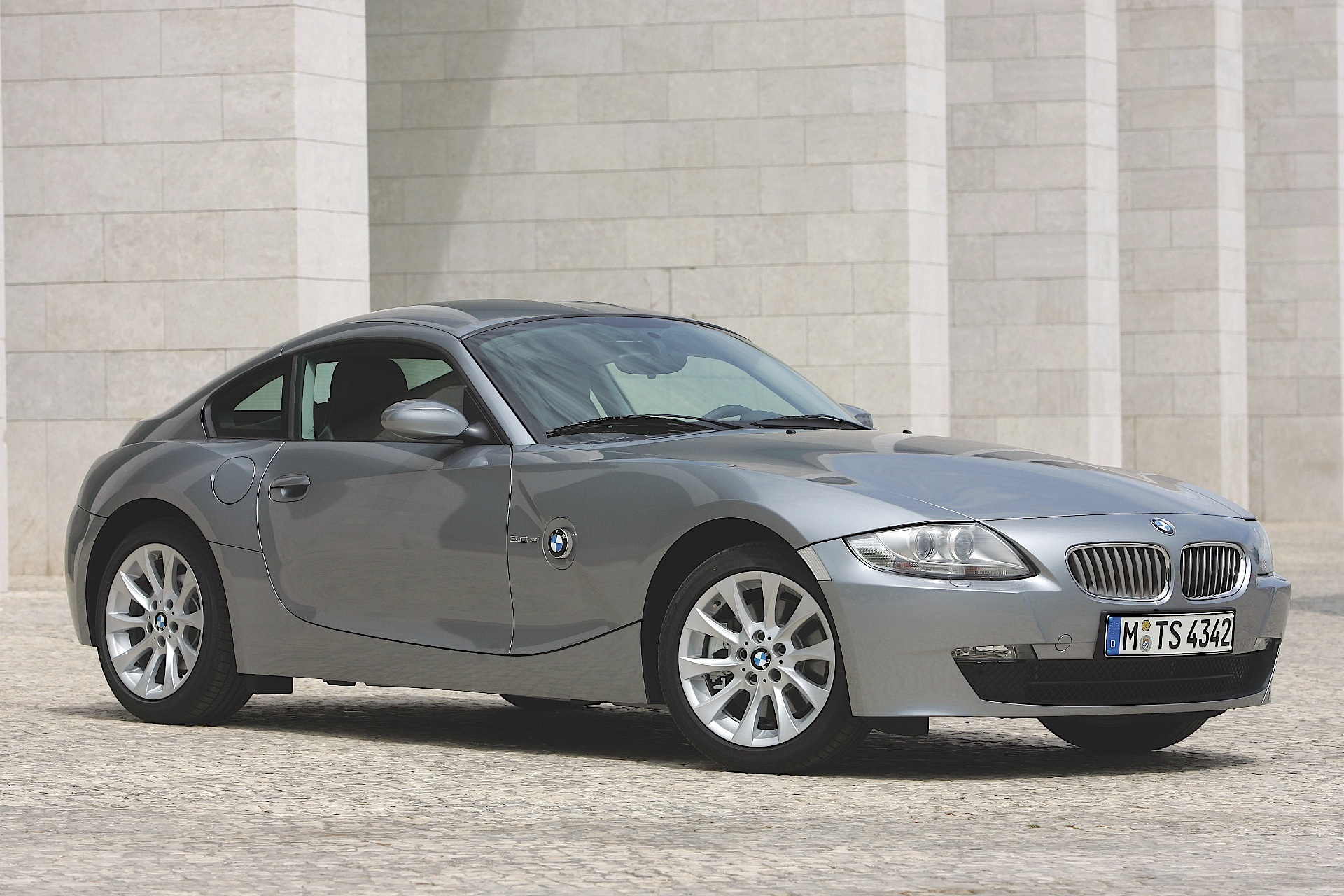 Bmw Z4 M Coupe E86 Specs 2006 2007 2008 2009