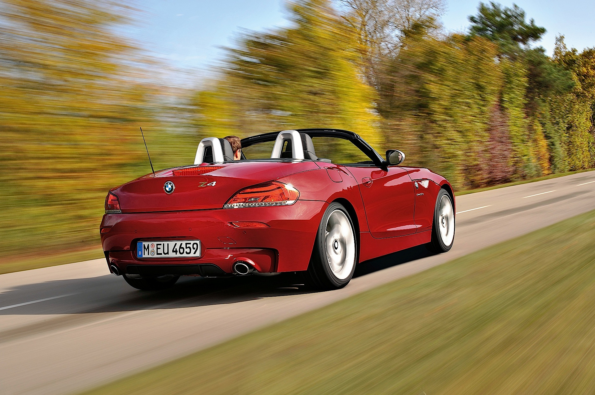 bmw z4 roadster e89 specs 2009 2010 2011 2012 2013 autoevolution. Black Bedroom Furniture Sets. Home Design Ideas