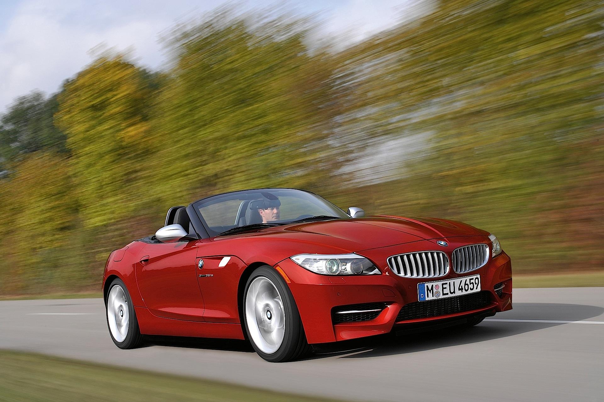 BMW Z4 Roadster (E89) specs & photos - 2009, 2010, 2011, 2012, 2013 - autoevolution