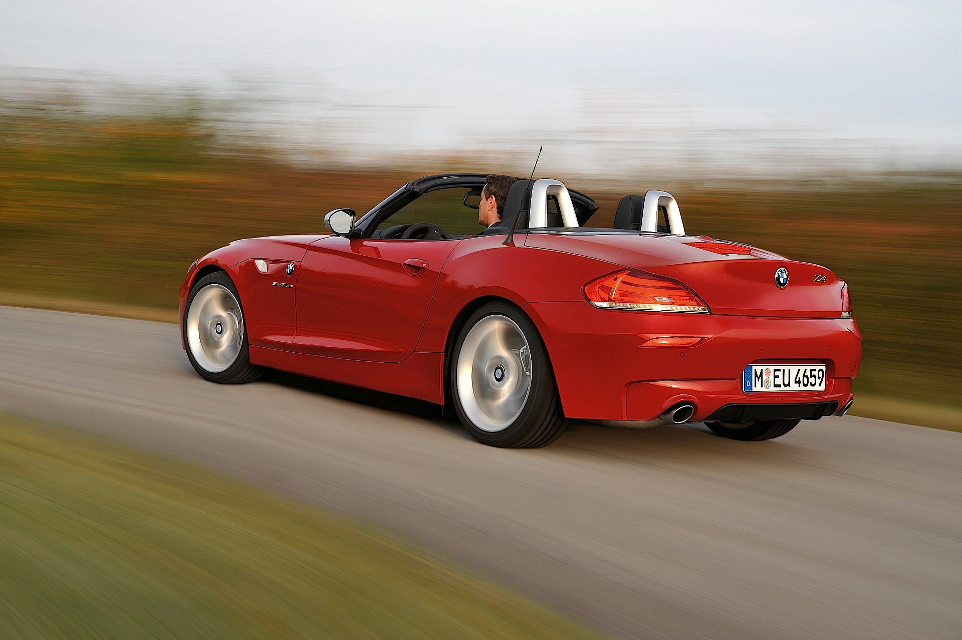 Bmw Z4 Roadster E89 Specs 2009 2010 2011 2012 2013 Autoevolution