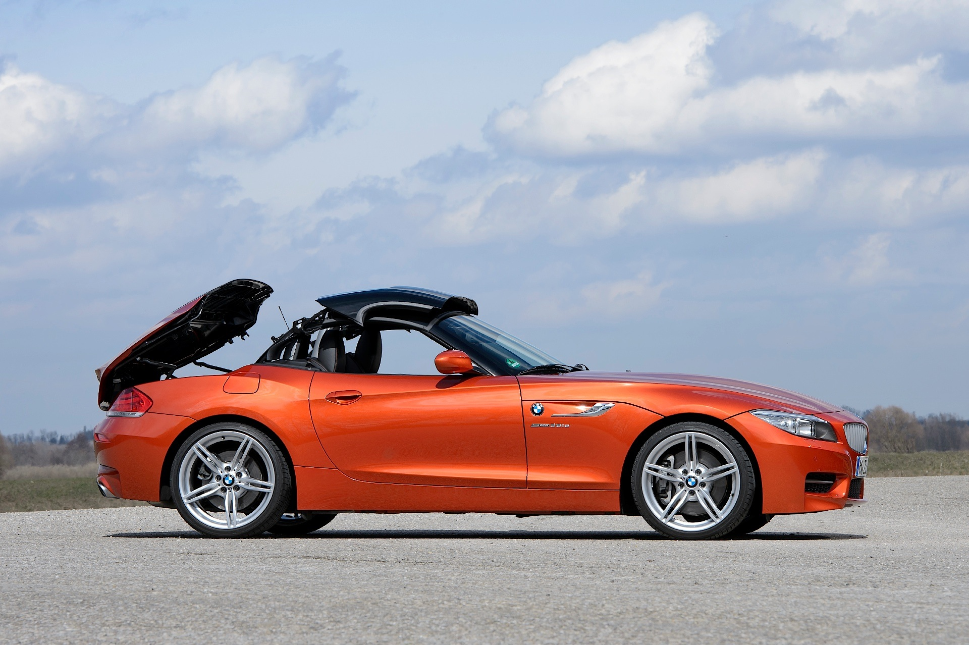 bmw z4 roadster lci e89 2013 2014 2015 2016 autoevolution. Black Bedroom Furniture Sets. Home Design Ideas