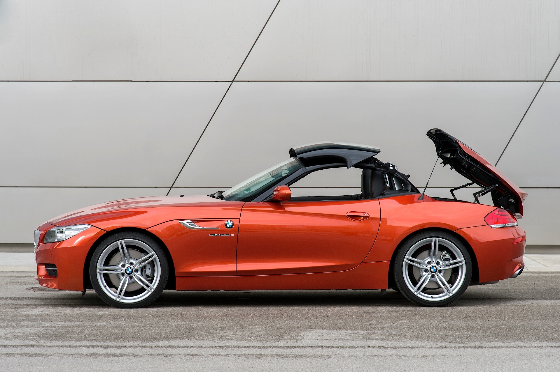 Bmw Z4 Roadster Lci E89 Specs Amp Photos 2013 2014