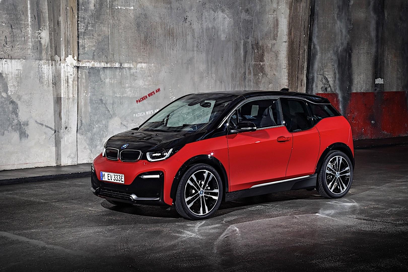 I3 Bmw 2018 >> BMW i3s specs - 2017, 2018 - autoevolution