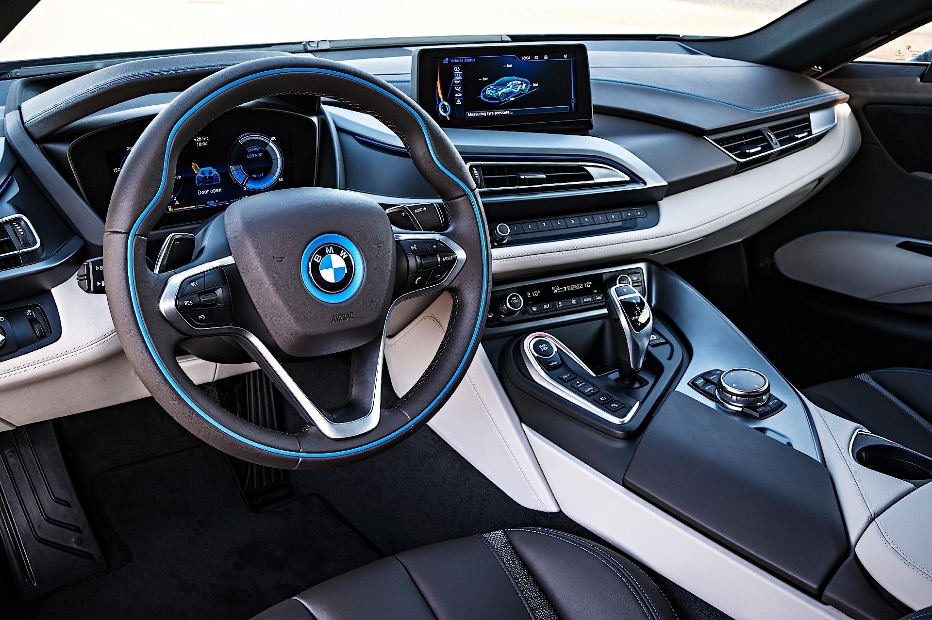 i8 bmw i12 autoevolution interior coupe specs inside auto interieur dashboard series gt