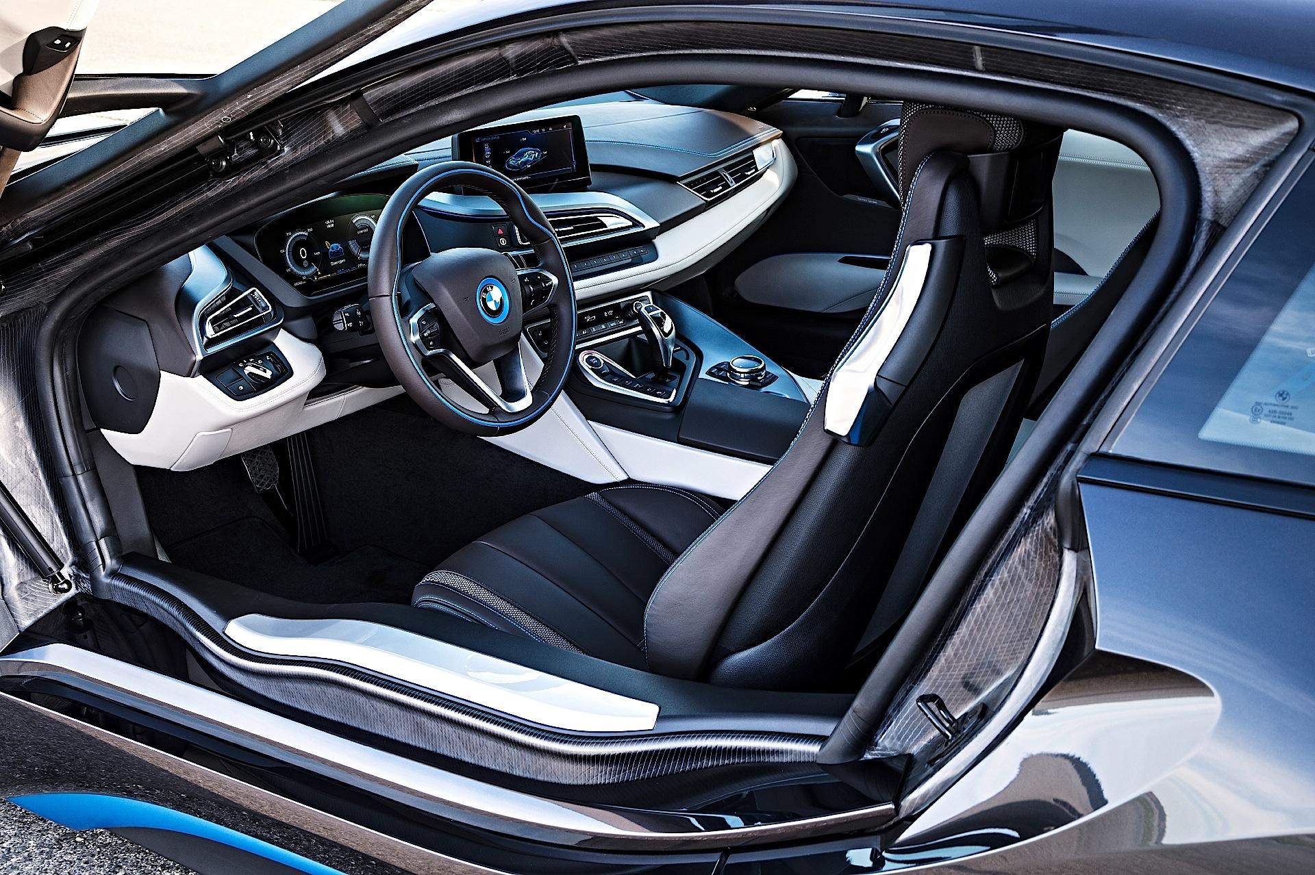 Bmw I8 Specs Photos 2014 2015 2016 2017 2018 Autoevolution