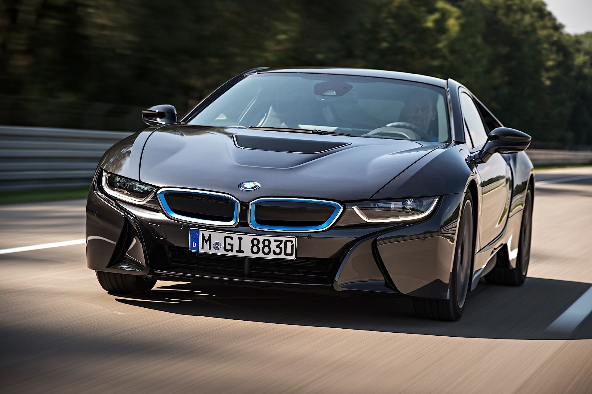 Bmw I8 Specs Amp Photos 2014 2015 2016 2017 2018 Autoevolution