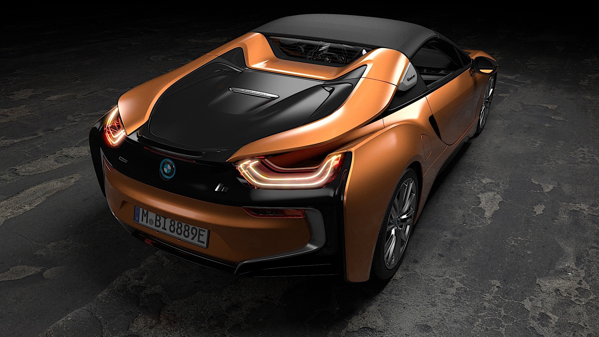 Bmw I8 Roadster Specs Photos 2018 2019 Autoevolution