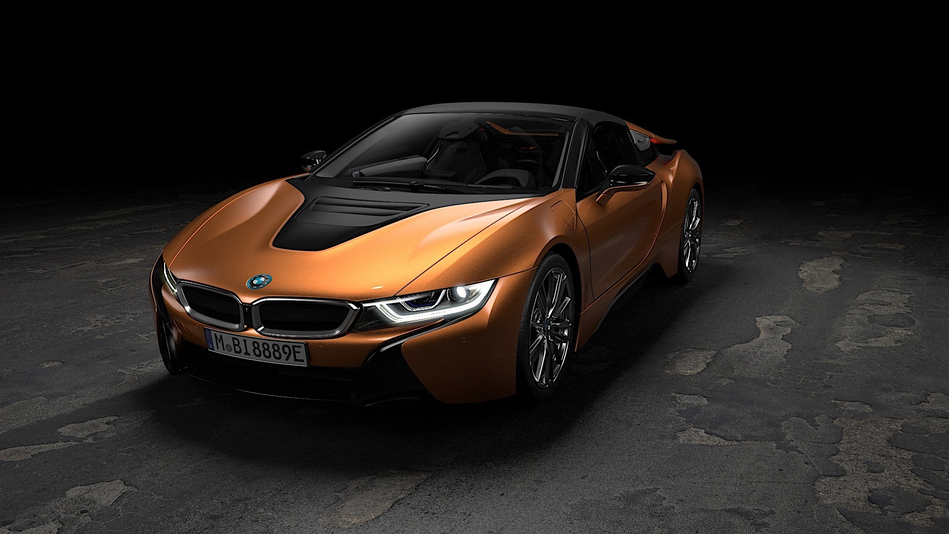 BMW i8 Roadster specs - 2018 - autoevolution
