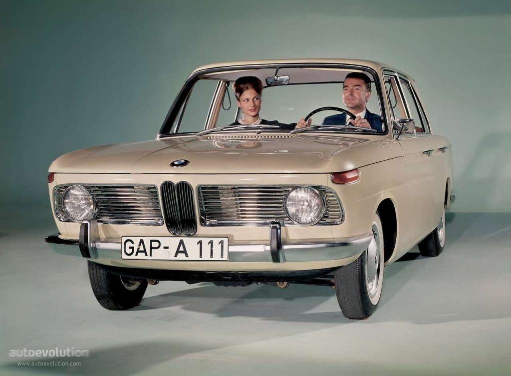 Bmw 1500 Specs Amp Photos 1962 1963 1964 1965 1966